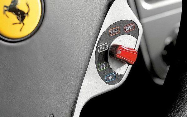 Jízda ve Ferrari F430 F1 Scuderia4