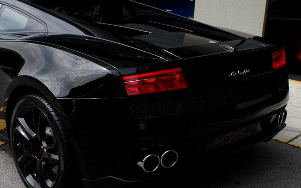 Jízda v Lamborghini Gallardo LP560-44