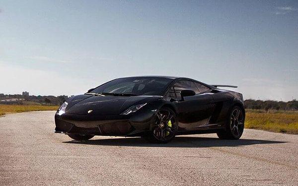 Jízda v Lamborghini Gallardo LP560-45