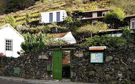 Kanárské ostrovy - El Hierro na 8 dní, bez stravy s dopravou letecky z Prahy, 20 km od pláže