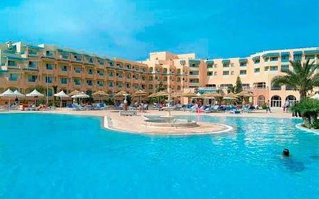 Tunisko - Port El Kantaoui na 4 až 8 dní, all inclusive s dopravou letecky z Katowic nebo Prahy, přímo na pláži