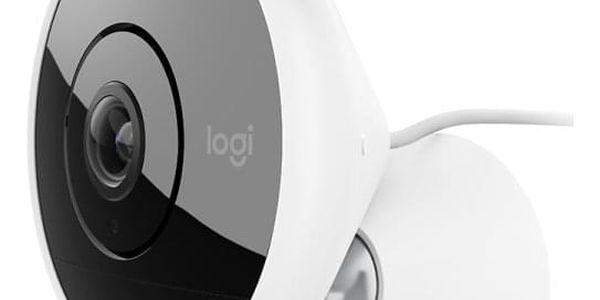 IP kamera Logitech Circle 2 bílá (961-000419)