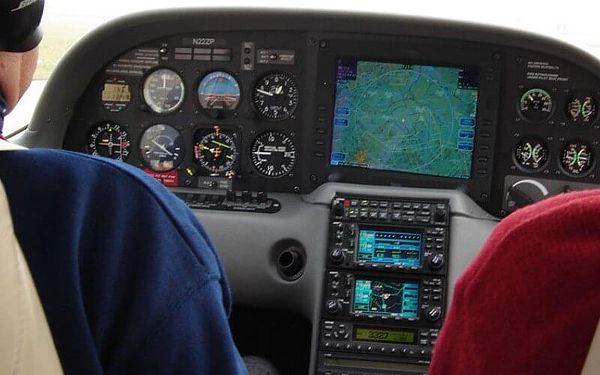 Vyhlídkový let letadlem Cessna 207 30 minut2