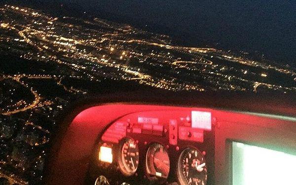 Vyhlídkový let letadlem Cirrus SR20 30 minut3