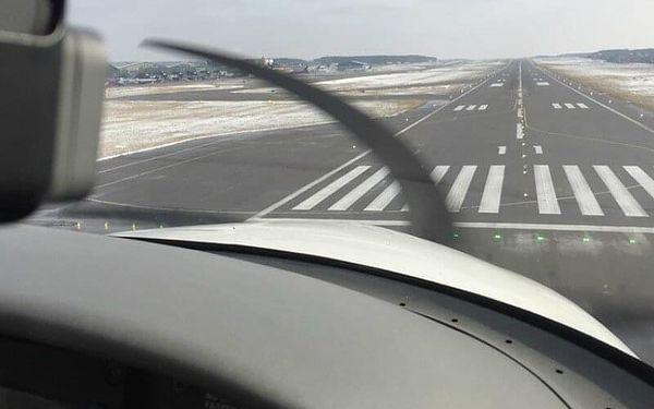 Vyhlídkový let letadlem Cessna 207 30 minut5