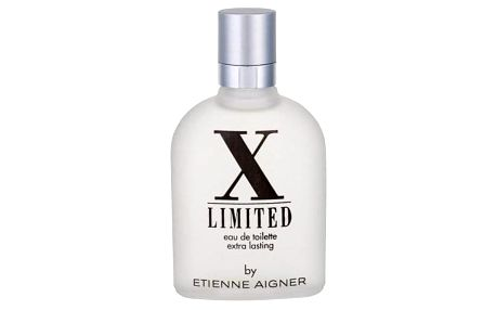 Aigner X - Limited 125 ml toaletní voda unisex