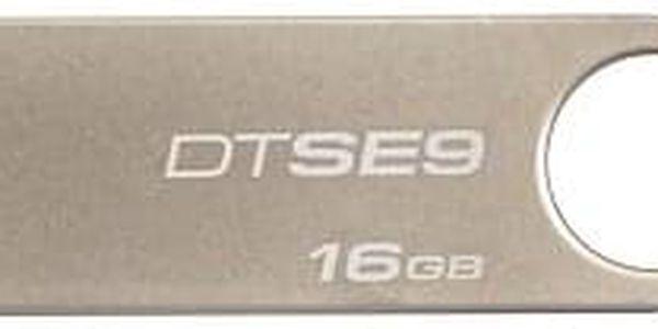 Kingston DataTraveler SE9 16GB - DTSE9H/16GB + SLEVA DPH v KOŠÍKU