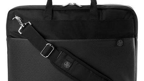 Brašna na notebook HP Pavilion Accent Briefcase, 15.6, černá