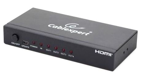 GEMBIRD Datový přepínač HDMI DSP-4PH4-02