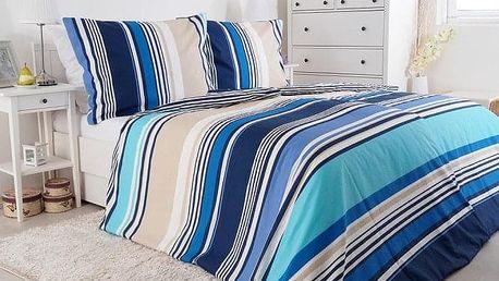 Povlečení Bilbao 140x200 a 70x90 cm, bavlna