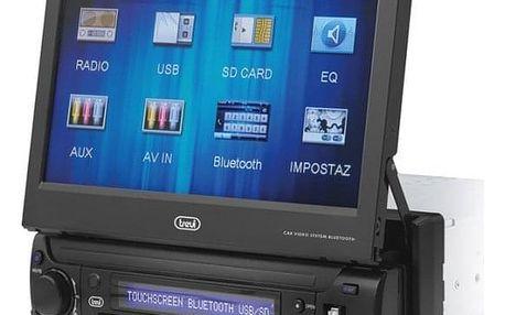 Trevi MDV 6350BT Autorádio s dotykovým LCD displejem ROZBALENO