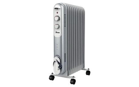 Olejový radiátor Ardes 4R11S, 11 žeber - ★ SLEVA ve výši DPH - najdeš ji v košíku! + SLEVA DPH v KOŠÍKU