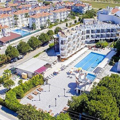 Turecko - Side na 7 dní, all inclusive s dopravou letecky z Prahy nebo Brna