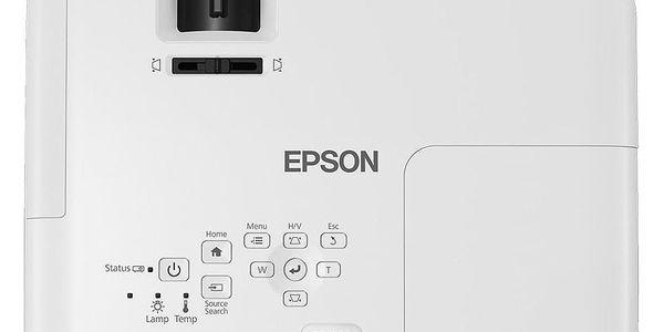 Projektor Epson EB-S05 (V11H838040) bílý4