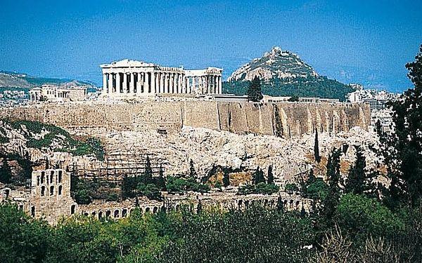 Řecko - velký okruh nejen za antickými památkami - letecky, Peloponés, Řecko, letecky, polopenze (3.6.2019 - 10.6.2019)2