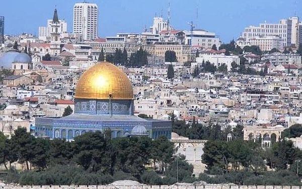 Jordánsko a Izrael - biblické památky a Mrtvé moře, Mrtvé moře, Izrael, letecky, polopenze (17.11.2019 - 25.11.2019)3
