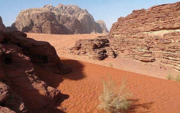 Jordánsko a Izrael - biblické památky a Mrtvé moře, Mrtvé moře, Izrael, letecky, polopenze