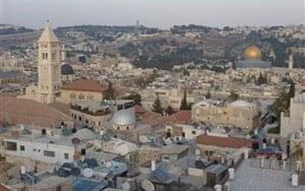 Jordánsko a Izrael - biblické památky a Mrtvé moře, Petra, Jordánsko, letecky, polopenze (17.11.2019 - 25.11.2019)5