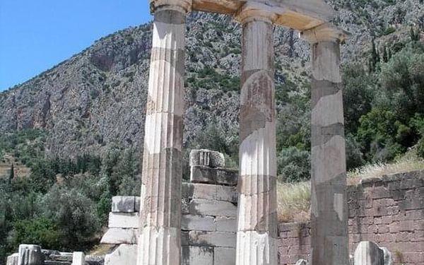 Řecko - velký okruh - autobusem, Peloponés, Řecko, autobusem, polopenze (11.5.2019 - 21.5.2019)5