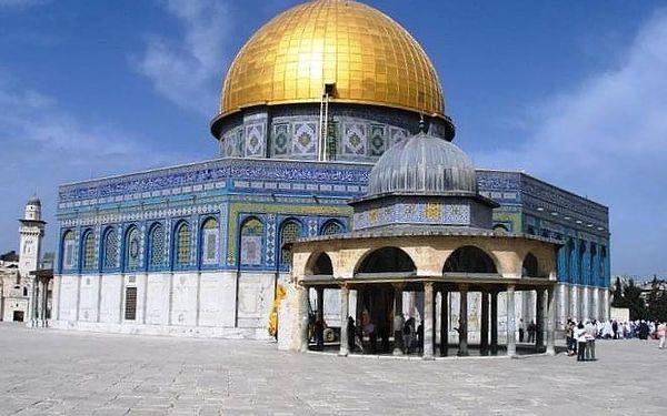Jordánsko a Izrael - biblické památky a Mrtvé moře, Mrtvé moře, Izrael, letecky, polopenze (17.11.2019 - 25.11.2019)5