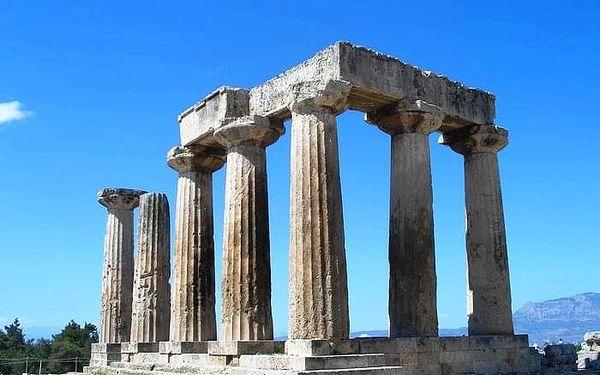 Řecko - velký okruh - autobusem, Peloponés, Řecko, autobusem, polopenze