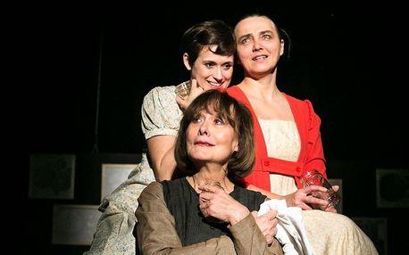 Vstupenka na představení Zahrada Jane Austenové