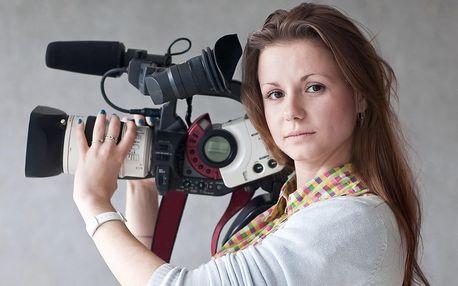Profesionální videa: 4h. kurz natáčení a střihu
