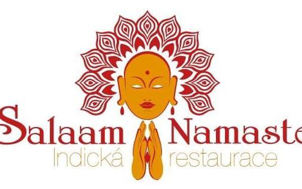 Salaam Namaste, Indická restaurace