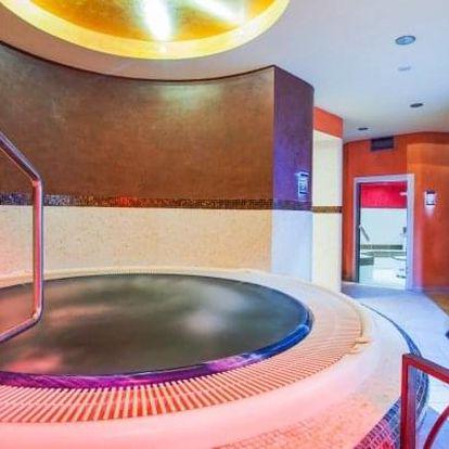 Trenčín: luxus v Hotelu Magnus **** s bohatým wellness a polopenzí