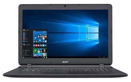 Notebook Acer ES17 (ES1-732-C02L) (NX.GH5EC.002) červený
