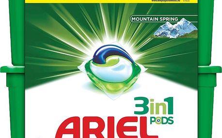 ARIEL Mountain Spring 3v1 – gelové Kapsle (56 ks)