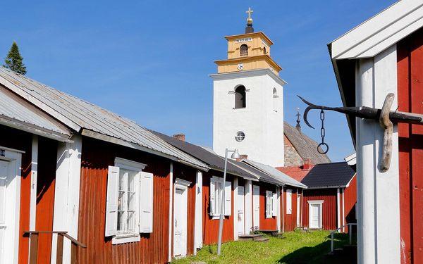 Severské domky Pålänge