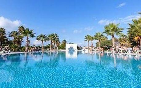 Tunisko - Tunisko pevnina letecky na 4-8 dnů, strava dle programu
