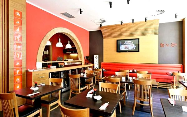 Sushi bar Made in Japan - degustační menu pro dva2