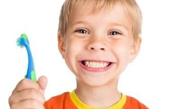 Zoubky jako perličky: odstranění zubního plaku, kamene i pigmentací5