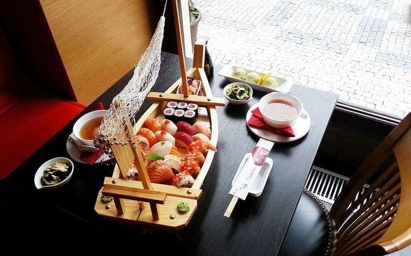 Sushi bar Made in Japan - degustační menu pro dva4