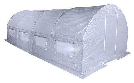 Home&Garden Fóliovník 300 cm x 600 cm (18 m2) bílý