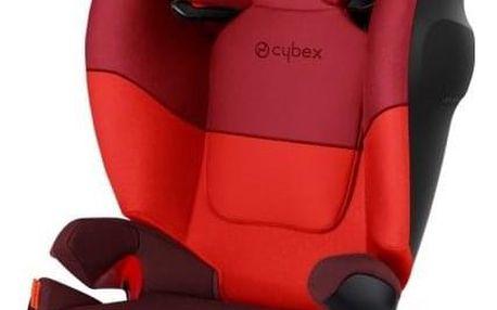 CYBEX Autosedačka Solution M-FIX SL (15-36 kg) Rumba Red 2019