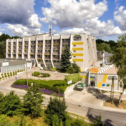 Polsko: Hotel Polanica Resort & SPA