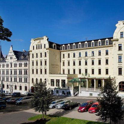 Jizerské hory: Clarion Grandhotel Zlatý Lev