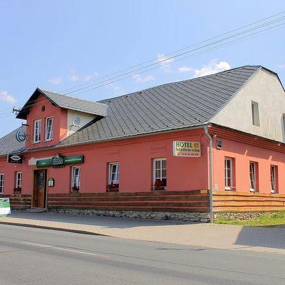 Jeseníky: Hotel Pod Jedlovým vrchem