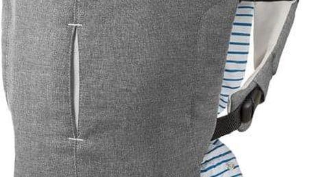 CHICCO Nosítko dětské Myamaki Complete - Grey Stripes