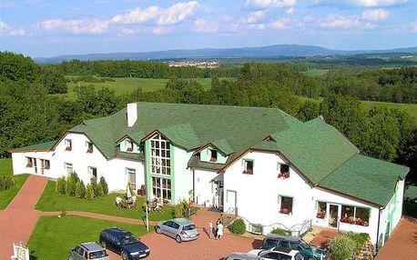 Františkovy Lázně - Hotel a penzion SEEBERG, Česko