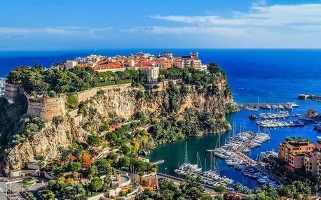 Jižní Francie, Azurové pobřeží a krásy Provence, pobytově poznáv..., Provence-Alpes-Côte d'Azur