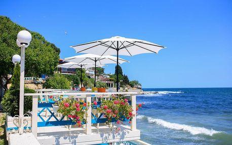 Bulharsko LETECKY Slunečné pobřeží Cacao Beach, apartmány pro 2 a...