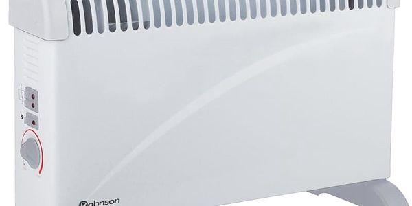 Teplovzdušný konvektor ROHNSON R-013 bílý (417380)