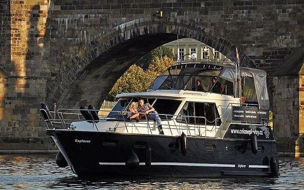 Romantická plavba v centru Prahy | Praha | celoročně | 3 hodiny3