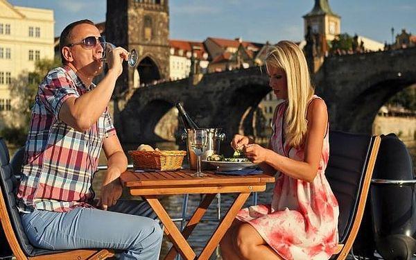 Romantická plavba v centru Prahy | Praha | celoročně | 3 hodiny4
