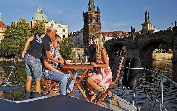 Romantická plavba v centru Prahy | Praha | celoročně | 3 hodiny5