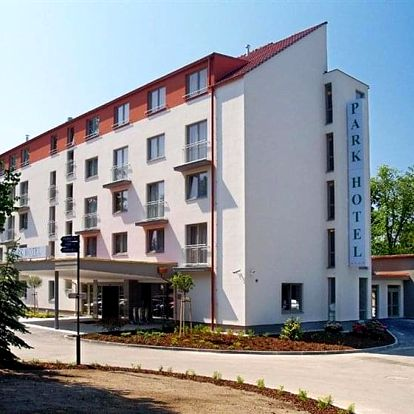 Hluboká nad Vltavou - PARKHOTEL HLUBOKÁ, Česko